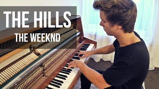 The Weeknd - The Hills (Piano Cover) by Peter Buka