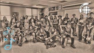 Lost Boy - Sir John A. MacDonald High School #CBCMusicClass