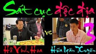 Đòn sát độc địa của bá chủ - Hứa Ngân Xuyên vs Hồ Vinh Hoa - Tập 3 - Bình luận cờ tướng hay