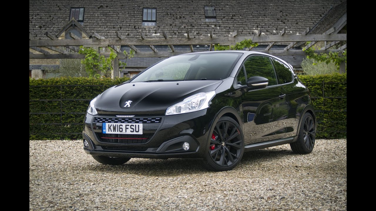 peugeot 208 gti by peugeot sport review youtube. Black Bedroom Furniture Sets. Home Design Ideas