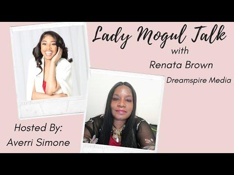 Lady Mogul Talk with  Renata Brown
