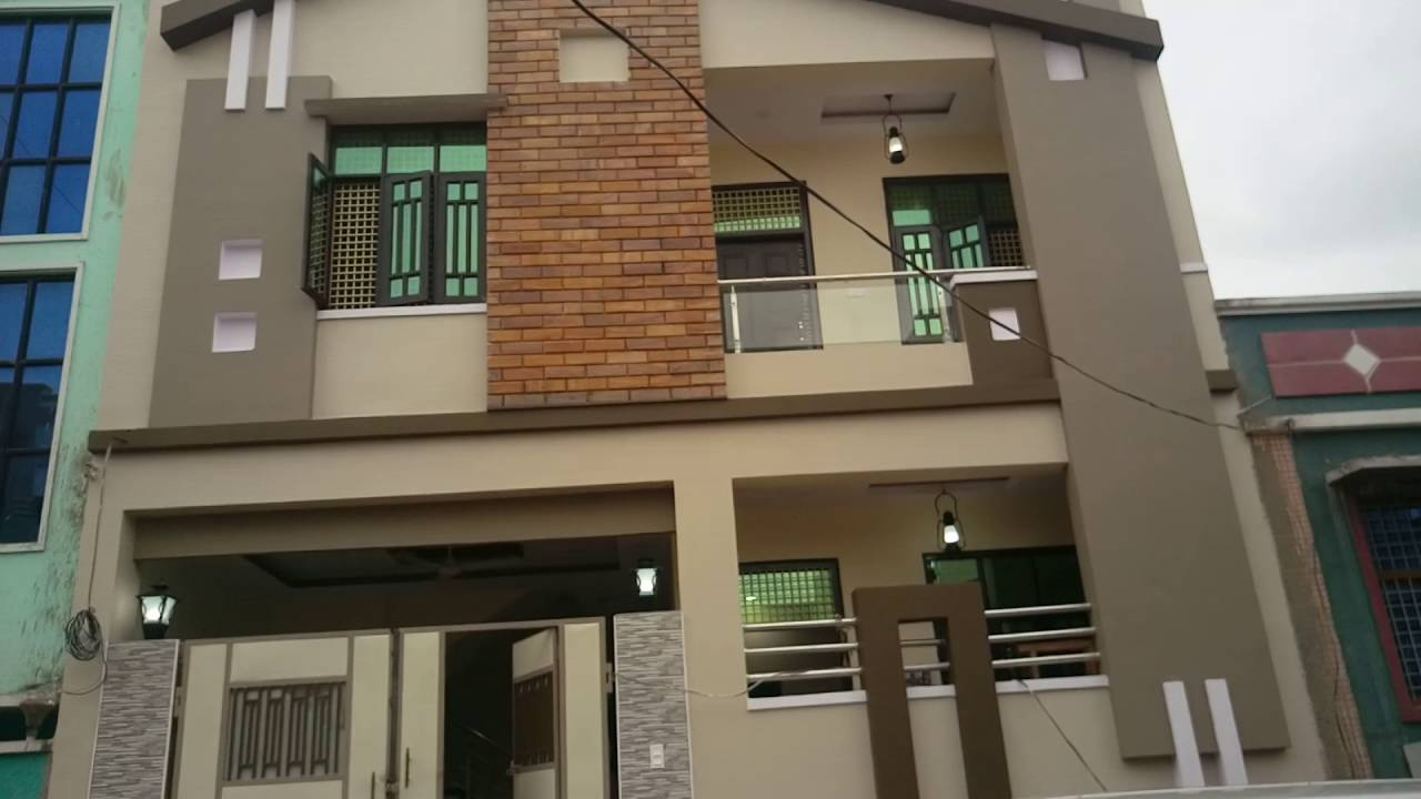 Khair House At Kings Colony 150 Sq Yard Youtube