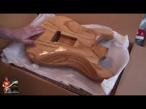 Best Fender Strat guitar in the World - PART ONE - Custom Sh
