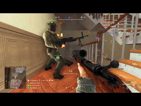 """Battlefield 5 - """"Sniping Is Too Easy!""""... This is Why Everyone Plays Scout!!! - #BattlefieldV thumbnail"""