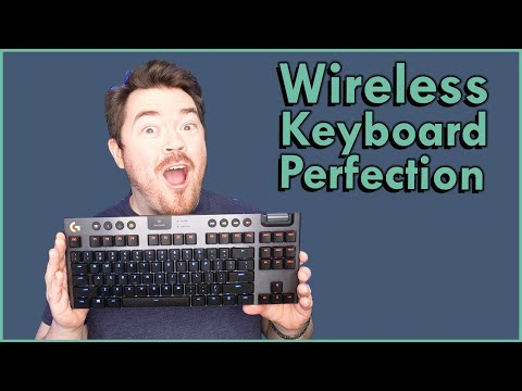 HORRENDOUSLY EXPENSIVE, BUT WORTH IT? | Logitech G915 TLK Keyboard Review (Lightspeed/Bluetooth)