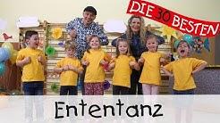 Ententanz (Dance little bird) - Singen, Tanzen und Bewegen || Kinderlieder