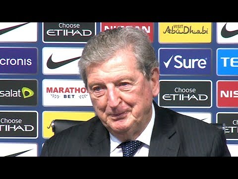 Manchester City 2-3 Crystal Palace - Roy Hodgson Full Post Match Press Conference - Premier League
