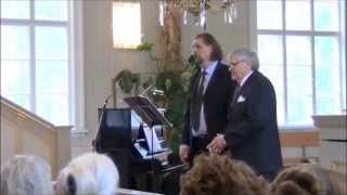 Duetto Agnus Dei (Jumalan Karitsa) Säv. Samuel Webbe
