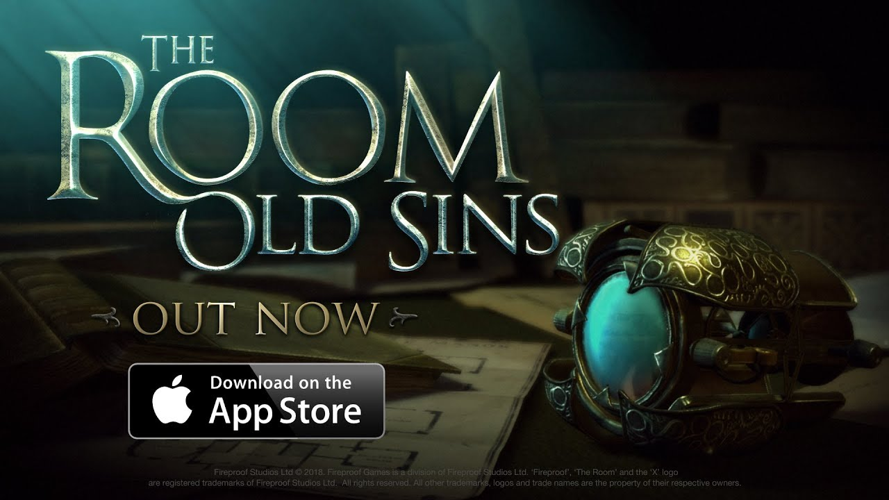 The Room Old Sins the best paid game for android phone