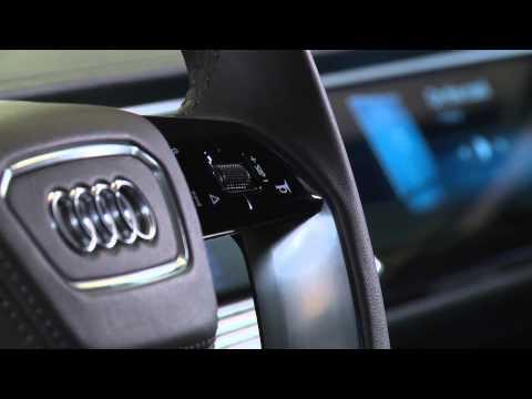 Audi prologue Avant Interior Design | AutoMotoTV