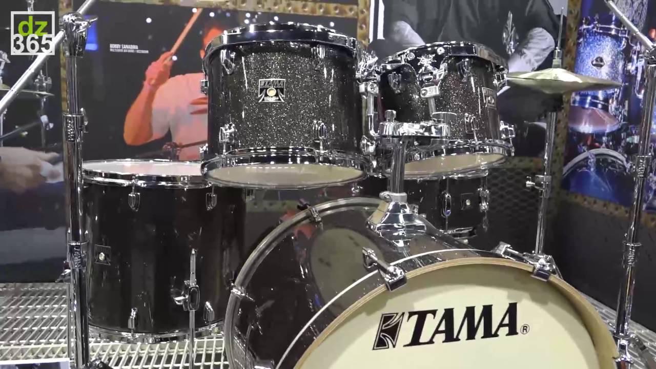 tama drums superstar classic midnight gold sparkle namm 2015 youtube. Black Bedroom Furniture Sets. Home Design Ideas