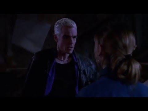 when do buffy and spike hook up