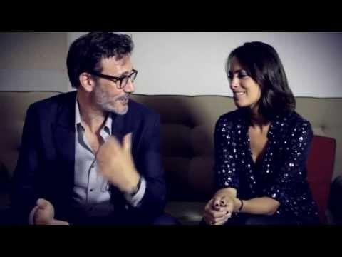 Interview With Bérénice Bejo And Michel Hazanavicius