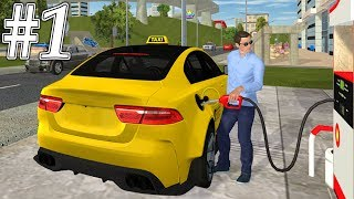 Taxi Game 2 - Taxi Car Service Driving Simulator - Android Gameplay #1