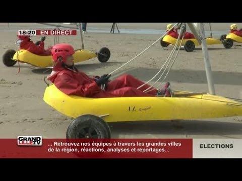 A La Decouverte Du Char A Voile Youtube