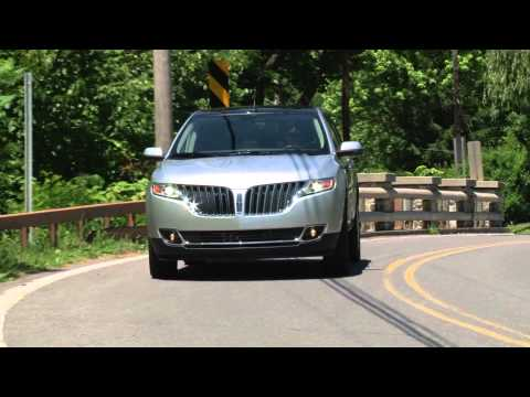 2013 Lincoln MKXDrive Time Review with Steve HammesTestDriveNow