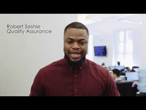 National Debt Relief employee review - Robert Seshie - Quality Assurance