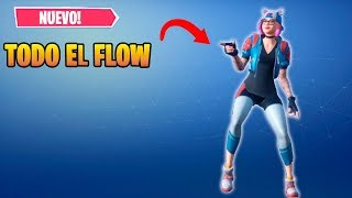 *NEU* Tanz ALL FLOW in Fortnite - Gesto Tanz FREE FLOW Fortnite Emote