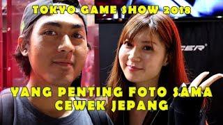 #3 - Nyari Cewek Jepang Di Tokyo Game Show 2018 | TGS 2018