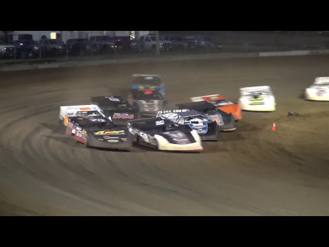 Lucas Oil MLRA Late Model B-Main Independence Motor Speedway 5/6/17