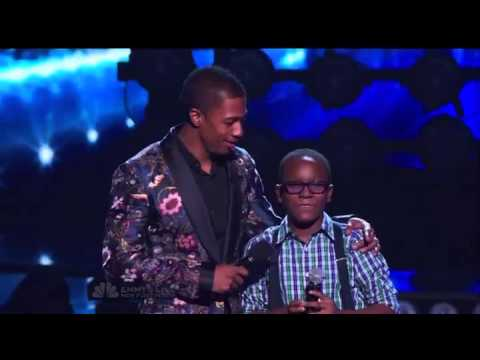 America's Got Talent 2014 – Radio City Music Hall – Quintavious Johnson
