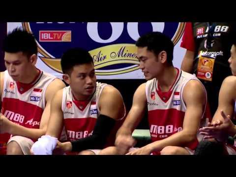 IBL 2016 M88 ASPAC JAKARTA VS STADIUM HAPPY 8 JAKARTA
