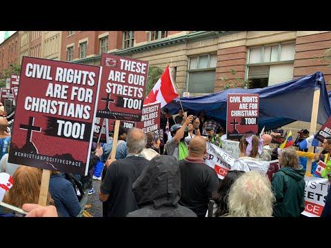 Toronto Freedom March