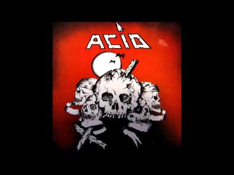 Acid - Hooked on Metal