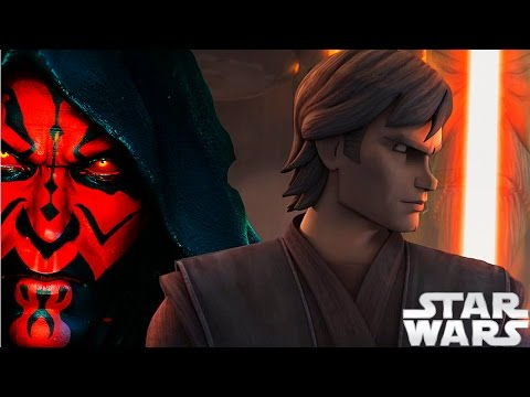 What If Darth Maul Trained Anakin Episode 2 Dooku's Reveal - Star Wars Fan Fiction Story
