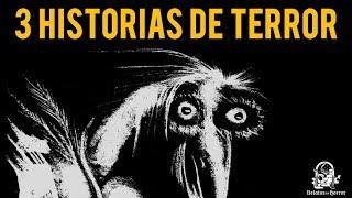 3 HISTORIAS DE TERROR XXIII (RELATOS DE HORROR)
