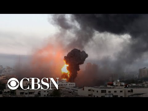 Deadly clashes between Israelis and Hamas as fears of major military conflict grow