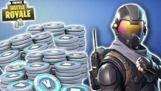 How to get V-Bucks & Awesome Skin in Fortnite for 5 DOLLARS!