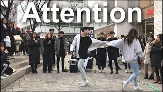 이 유명한 명곡 Charlie Puth - Attention을 커플 댄스로? By.GDMCREW Video