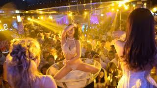 DJ団長 & バーレスクダンサー + MC MAN ホワイトパーティエデン CRAGE