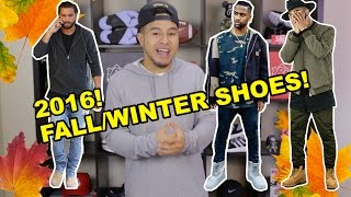 TOP 5 SHOES FOR FALL & WINTER!!!