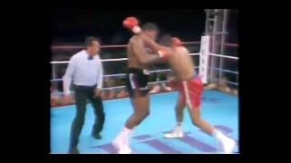Tim Witherspoon - Mega Highlights with Lenny Buttling