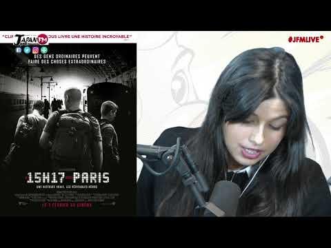 La critique cinéma de Leah Marciano : Le 15h17 pour Paris