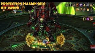 Solo Kil'jaeden [Tomb of Sargeras]