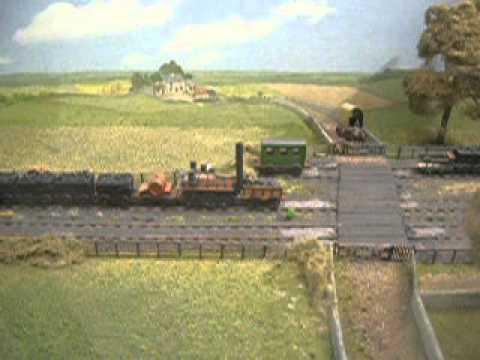 2009 - Darlington Rail Museum - Stockton And Darlington Railway Model