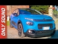 NEW CITROEN C3 2017 - FIRST TEST DRIVE ONLY SOUND