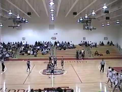 2001 Columbiana Basketball - Game 15 vs Lisbon (01/30/2001)