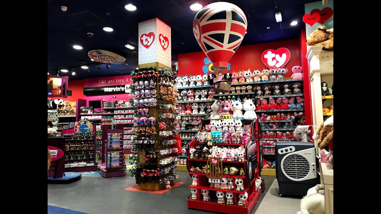 BEANIE BOO SHOPPING AT BIGGEST TOY SHOP IN LONDON (Hamleys) - YouTube 115a6c7f4d9