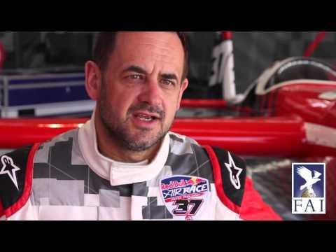 Red Bull Air Race 2016: Peter Podlunšek