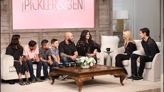 This Couple Adopted 4 Siblings From Ukraine! - Pickler & Ben