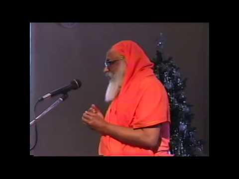 Swami Dayananda Saraswati New Year Message 2002