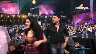 Sunidhi Chauhan - Best Singer (Female) - Mirchi Music Awards 2011 - HD