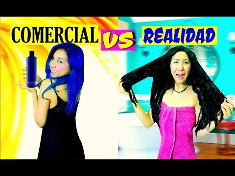COMERCIAL VS REALIDAD - EL MUSICAL | Palomitas Flow !!!