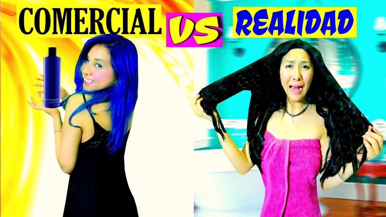 COMERCIAL VS REALIDAD   EL MUSICAL | Palomitas Circulation !!!