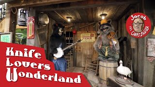Smokey Mountain Knife Works - Knife Lovers Wonderland