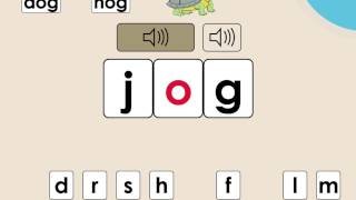 making words kindergarten and first grade ipad app og word family example